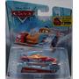 Disney Pixar Cars Modelo Rip Clutchgoneski Ice Racers