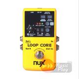 Pedal De Efecto Loop Core Nux