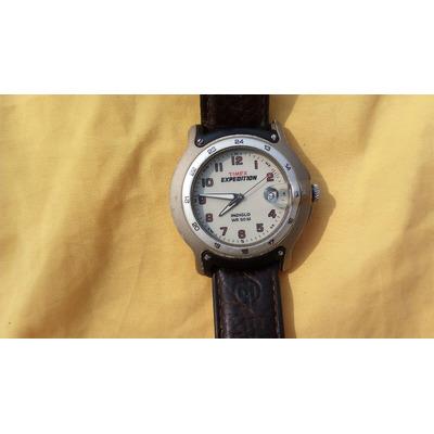 fe2c828523be Compra Precioso Reloj Timex Expedition Indiglo Wr 50 M en RM ...