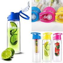 Botellas Infusoras Para Agua Saborizadas