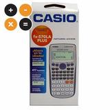 Casio 570 La Plus, 1 Año De Garantia, Mejor Precio