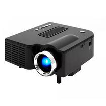 Mini Proyector 40 Lumenes 60pulgadas Hdmi/ Vga/usb/sd Ev9174