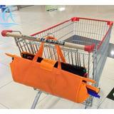 Pack De Bolsas Ecológicas Supermercado (gsm 120 Reforzado)