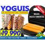 Yoguis Maquina Yogui Waffledog Banderillas Novedad Hot Dog