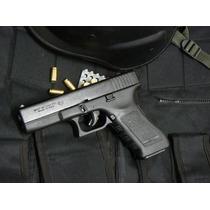 Pistola De Fogueo Bruni Gap Full Metal - Ruido Real