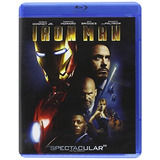 Iron Man Collection 3-película [blu-ray] Envío Gratis