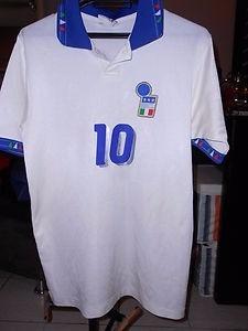 Camisetas Selección Italia 1994 Baggio Maldini Zola Conte c5dff73e66cfb
