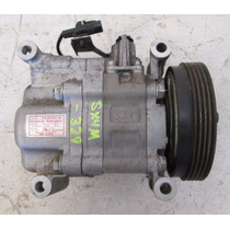 Compresor Aire Acondicionado Suzuki Sx4 Año 2006-2016