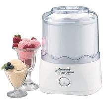 Cuisinart Ice-20 Ice Cream Automática 1-1/2-quart Maker, Bl
