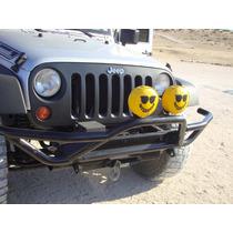 Jeep Wrangler Parachoque Americano Defensa