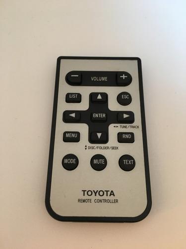 Control Remoto Original Toyota Hilux Rav4