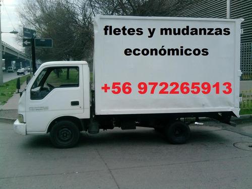 Fletes Baratos Económicos Vitacura Las Condes San Miguel