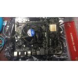 Placa Madre Asus Con Procesador G4560