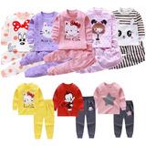 Niños Pijamas Bebé Conjunto De Ropa De Niños Unicornio Ropa