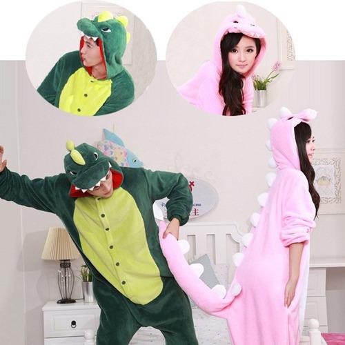7c20566827 Kigurumi Pijama Dinosaurio Enterito Polar Disfraz Unisex en venta en Puente  Alto RM (Metropolitana) por sólo   12800
