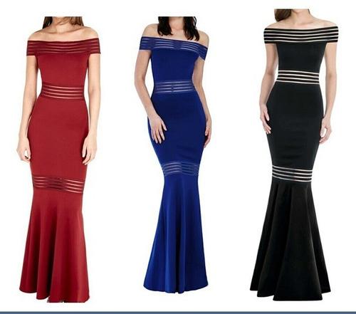2871d1e151 Vestido De Fiesta Para Gala