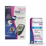 Promoción Glucómetro Medidor Glucosa + 50 Tiras Con Envio