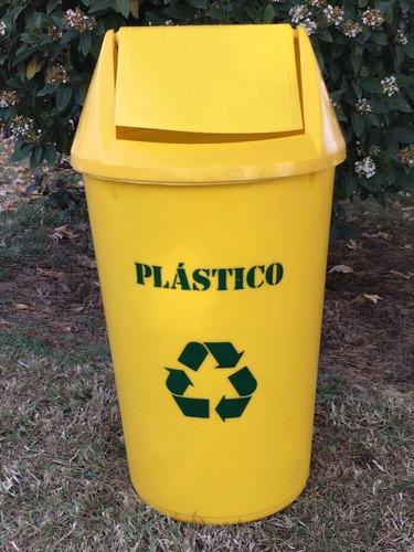 Contenedor Para Reciclaje 36 Litros