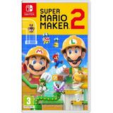 Super Mario Maker 2 - Juego Físico Nintendo Switch - Sniper