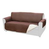 Cobertor Sillón Sofá 2 Cuerpos Reversible / Ekipofertas