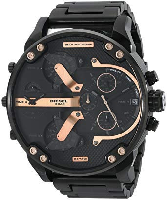 0f250648df14 Relojes De Pulsera Relojes Diesel Sr. Papá 2.0 Reloj.