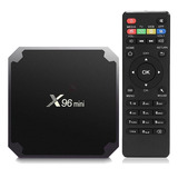 Smart Tv Box X96 Mini 2gb/16gb 4k Android 7.1