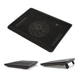 Ventilador Base Notebook Macbook Con Altura