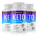 Keto Advanced Weight Loss 3 Frascos Envío Gratis