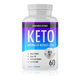 Keto Advanced Weight Loss 1 Frasco