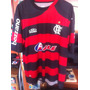 Camiseta Del Flamengo De Brasil Marca Olympikus Talla Xl