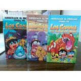 Pack Los Compas De Los Compas 1, 2 Y  3Libros Infantiles
