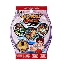 Sobre Medallas Yokai Watch Serie 2