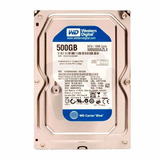 Disco Duro Sata 3 Wd 500gb 7200 Para Pc Y Dvr Nuevo-sellado