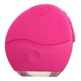 Limpiador Facial Recargable Silicon Cepillo Exfoliante