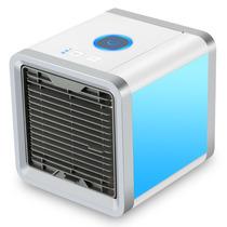 Mini Desktop Aire Acondicionado Usb Pequeño Ventilador Reca