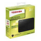 Disco Duro Externo 2tb Toshiba - Originales Nuevos