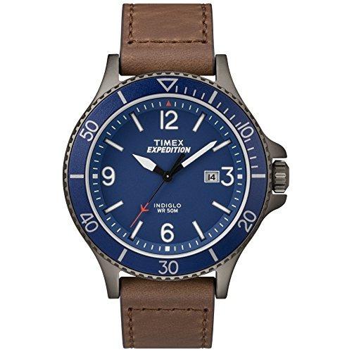 08ff03e0e185 Reloj Timex Tw4b10700 Expedition Ranger Para Hombre Marró.