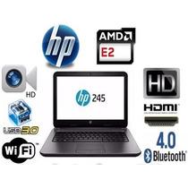 Notebook Hp 245 G6 E2 9000e, Ram 4gb, Hdd 500gb 14, Win10