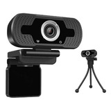 Cámara De Ordenador Full Hd 1080p Webcam Usb Mini Pc Mac