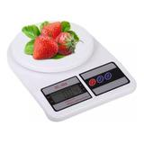 Balanza Pesa Digital Para Cocina Comercio 0 A 7kg + Garantia