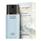 Ted  Lapidus Pour Homme 100ml Edt Silk Perfumes Original