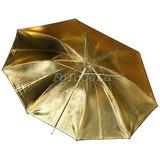 Paragua Fotografico Dorado, Paragua Calido, Umbrella Foto