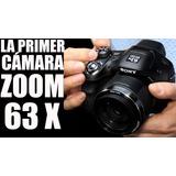 Camara Sony Dsc-h400 20mp Solo Entrega Personal Stgo Centro