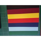 100 Cartulina Colorit Española 180 Gramos, Tamaño Carta