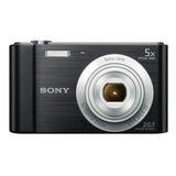 Sony Dsc W800  Cámara Digital Compacta Con Zoom Óptico De 5x