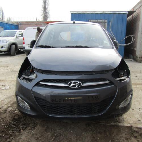 Hyundai I10 Gls 2014(con Llave) Hatchback 1.1 Bencinero