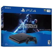 Consola Ps4 Slim 1tb + Battlefront Ii - Sniper Game
