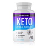 Keto Advanced Weight Loss 1 Frasco Envío Gratis