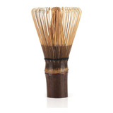 80 Dientes De Bambú Natural Chasen Matcha Batidor De Té Ve