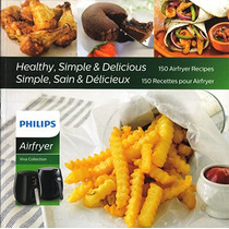 Philips Hd9935 / 00 Cookbook De Airfryer Con 150 Recetas Sa